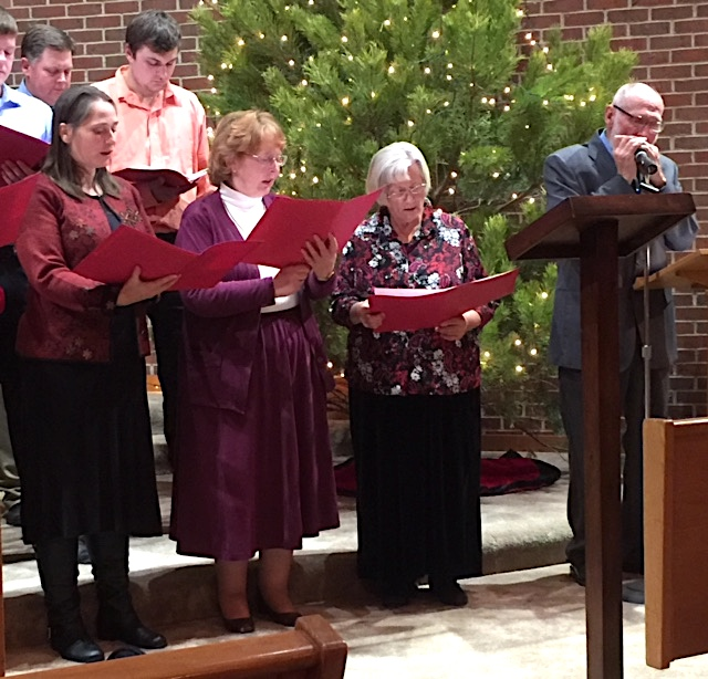 Peace Reformed Church | Men and Women's Choir